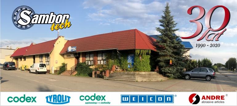 Siedziba Sambor-Tech w Chojnicach