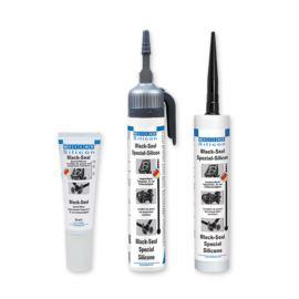 Klej Uszczeniacz Black-Seal silicone (+300 st C) 2