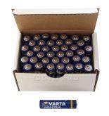 BATERIA ALK-LR6/AA 10 X INDUSTRIAL    VARTA