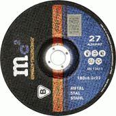 ŚCIER.27-125X6,5X22 PRO-METAL MC2 BERG