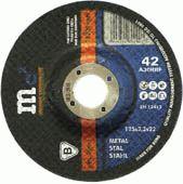 ŚCIER.42-125X2.5X22 PRO-METAL MC2 BERG